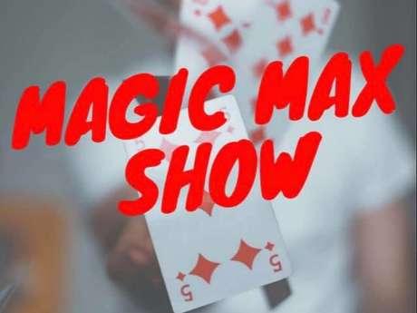 SOIRÉE MAGIC MAX