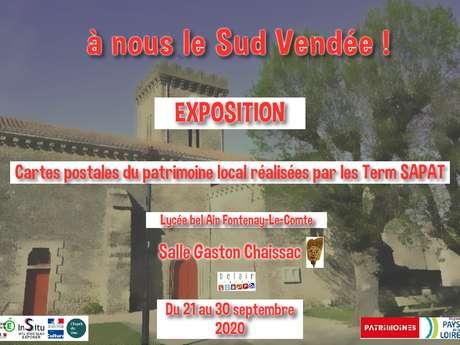 """EXPOSITION """"À NOUS LE SUD VENDÉE"""""""