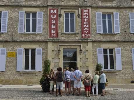 """VISITE """"AU GRÉ DE NOS ÉCHANGES"""" - MUSÉE DE FONTENAY"""