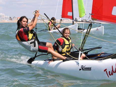 SEMVIE NAUTISME - CROISIERE - SURF - VOILE - CHAR A VOILE