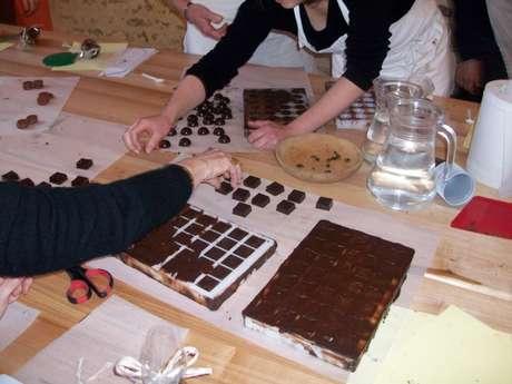 ATELIER CHOCOLAT CONNAISSEUR