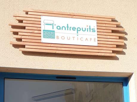 """BOUTICAFÉ """"L'ANTREPUITS"""""""