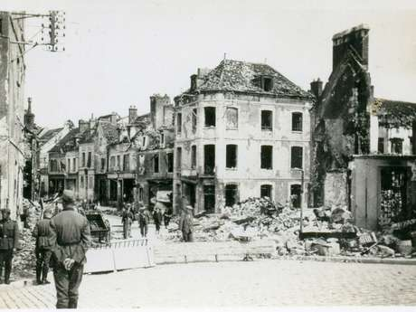 """CONFÉRENCE UTL """"LA POCHE DE SAINT-NAZAIRE, DERNIÈRE RÉGION LIBÉRÉE D'EUROPE : 11 MAI 1945"""""""