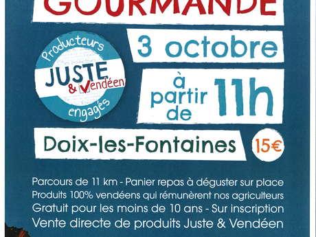 RANDONNÉE GOURMANDE
