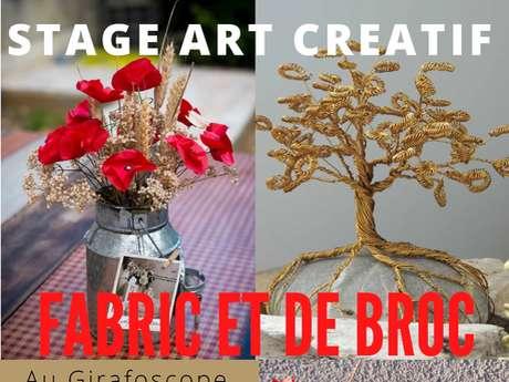 STAGE ART CRÉATIF