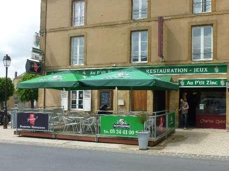 """Restaurant """"Au p'tit zinc"""""""