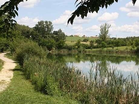 Le lac Fourquet