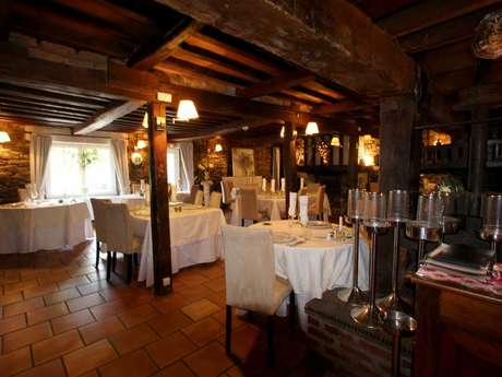 Restaurant Ermitage du Moulin Labotte