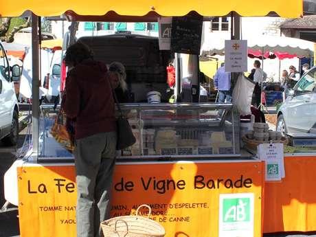 Fromagerie GAEC de Vigne Barade