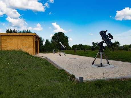 Observatoire du Club d'Astronomie de Signy-l'Abbaye