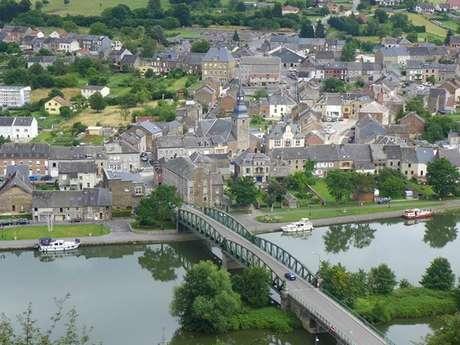 Halte fluviale (capitainerie) de Vireux-Wallerand