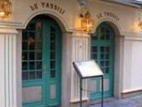 "Restaurant ""Le Tassili"""