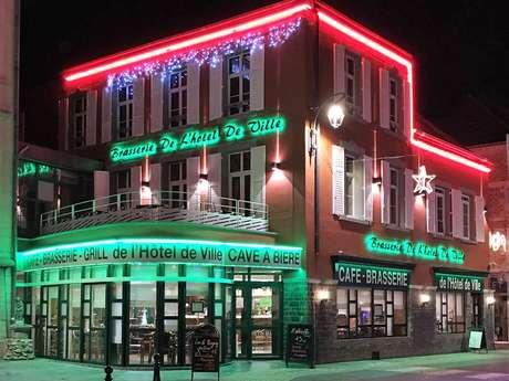 Nouvelle Brasserie Grill de l'Hôtel de Ville