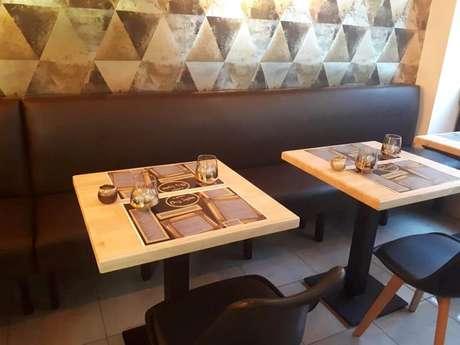 "Restaurant ""Au p'tit resto chez Sophie"""