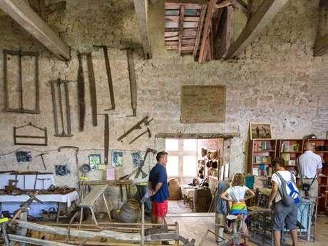 Musée de la Mémoire Rurale à Lacour de Visa