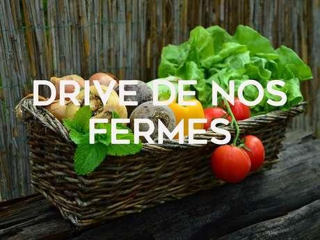 Drive De Fermes en Fêtes - point de retrait Montauban nord