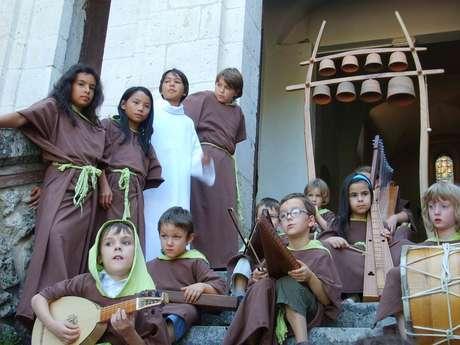 Découvrir le Moyen Âge en famille à Moissac