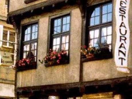 "Restaurant ""Les Echevins"""
