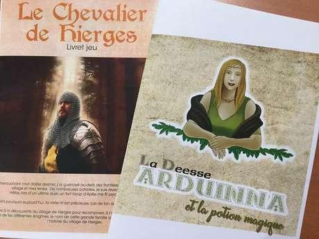 Livrets-jeux en Val d'Ardenne