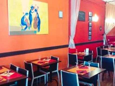 L'Indus café restaurant