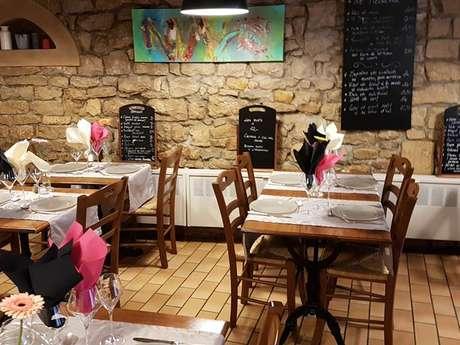 """Restaurant """"Le Médiéval"""""""