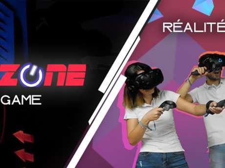 Game Zone / Laser games et virtual games