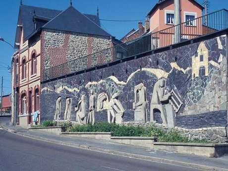 Centre ville historique de Fumay