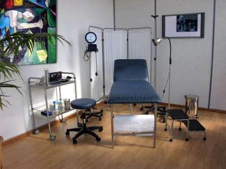 Centre médico social Disa (CMS) du Conseil Général