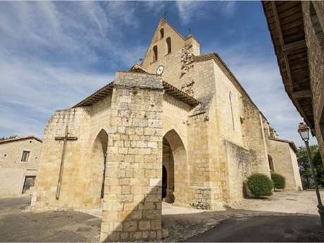 Eglise St Orens de Maubec