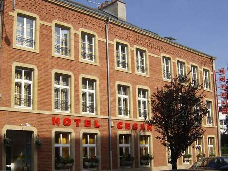 """Hôtel """"Le César"""""""