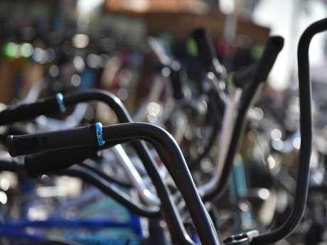 St-Antonin bike rentals
