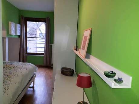 Frioul, logement meublé