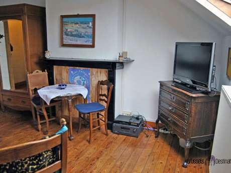 The Italian House, studio meublé