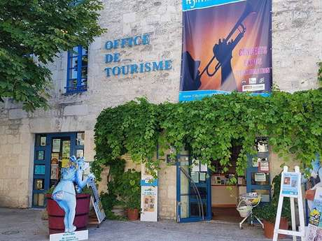 Bureau d'information de Montpezat de Quercy