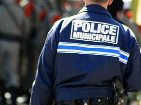Poste de police municipale