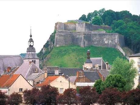 Centre ville historique de Givet