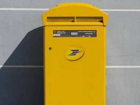 La Poste (agence postale d'Aubrives)