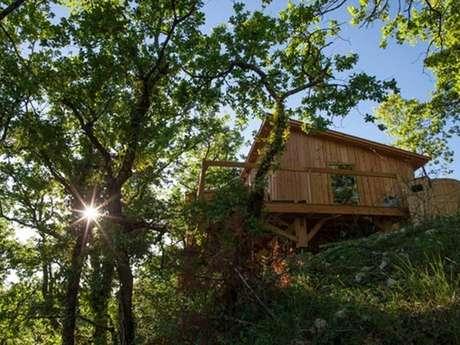 Pella Roca, Cabane & Spa en Quercy (Labastide-de-Penne) - TG1094