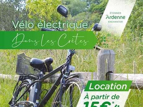 Location de vélo électrique