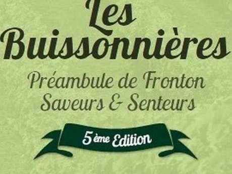Les Buissonnières - Préambule à Fronton Saveurs et Senteurs
