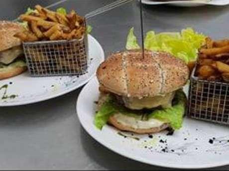 """Café-Restaurant """"Le Flau"""""""