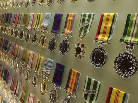 Médaillés militaires