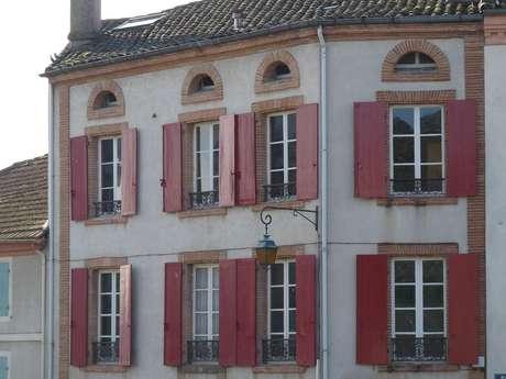 """""""La Maison du Pont St-Jacques"""""""