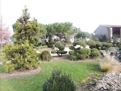 Jardin de Laroque
