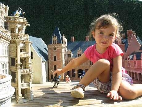 Le Petit Paris, Paris en miniature