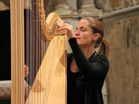 Concert-découverte de harpe