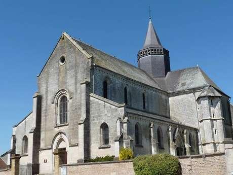 Eglise Saint-Remy d'Avançon