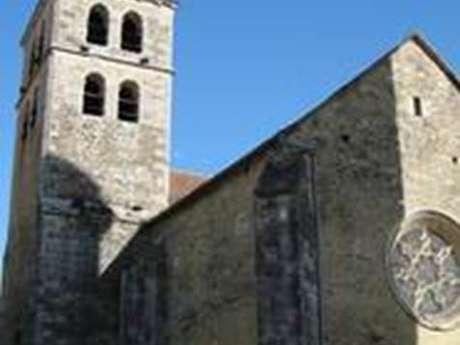 Aire de pique-nique de l'Eglise Saint-Jacques - Puylagarde