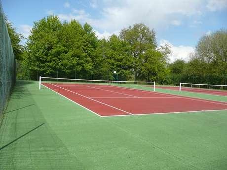 Tennis - Parc d'Olhain