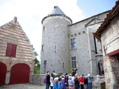 Visites libres au Château d'Olhain